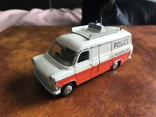 Vintage Dinky Toys Ford Transit Van Police Accident Unit, No-287 12 cm in length