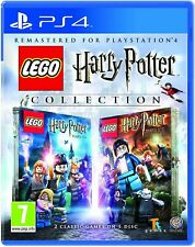 Lego Harry Potter Collection PS4 PlayStation 4 Video Game Mint Cond UK Release