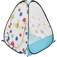 Kids Children Pop Up Spotty Play Tent Playhouse Igloo Indoor Outdoor Carry Case  sc 1 st  eBay : koja tent - memphite.com