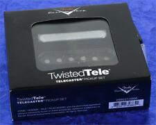 New Fender Custom Shop Twisted Tele Telecaster Pickup Set of 2 USA Made Warranty
