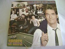 "HUEY LEWIS AND THE NEWS,LP, ""SPORTS"" CHRYSALIS RECORDS, # FV 41412"
