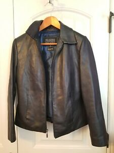 wilsons leather jacket thinsulate Women's Size Small