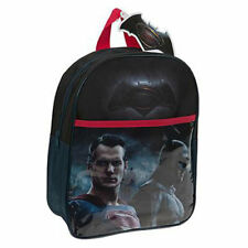 Official Batman Vs Superman Backpack School Bag Rucksack