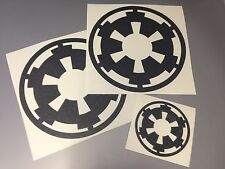 Star Wars Rebel Imperial logo Stickers Decal