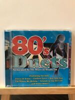 Used ~ 80's Duets Performed by the Stars of Studio 99 (CD, 2004, Legacy Records)