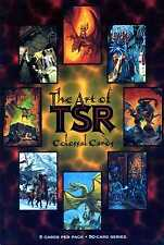 ART of TSR Colossal CARDS 5 CARDS BOOSTER PACK-INGLESE - (scatola a272 13)