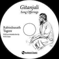 Gitanjali, or Song Offerings - MP3CD in  paper sleeve