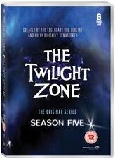 Twilight Zone - The Original Series: Season 5 (Box Set) [DVD]
