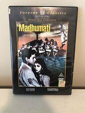 Madhumati DVD Import Bimal Roy Dilip Kumar Vyjayantimala