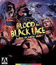 Blood and Black Lace (Blu-ray/DVD, 2016, 3-Disc Set)
