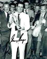 Gary PLAYER SIGNED Autograph Photo AFTAL COA Golf 1959 OPEN Winner Muirfield
