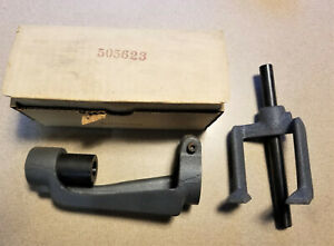 Vintage Shopsmith Parts Mortising Attachment 505623 & Mortising Hold-Down 505624