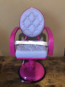 American Girl Doll Beauty Salon Chair
