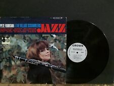 PETE FOUNTAIN & THE VILLAGE SCRAMBLERS  Crown Jazz   LP    GREAT !!
