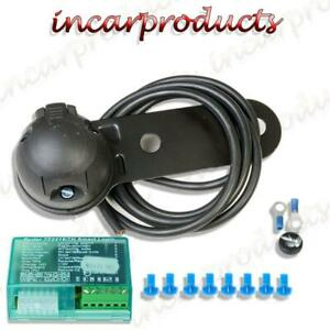 12N full Single Towing Electrics Towbar wiring kit with CAN Bypass & Buzzer