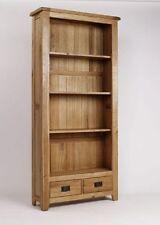Oak Bookcases Furniture 2 Shelves