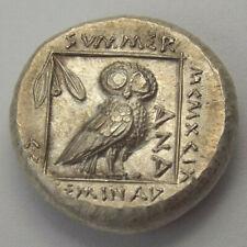 1999 Athenian Owl / A.N.A. Summer Seminar Fine Silver Coin Token - Ron Landis