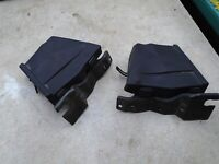 Honda GL1200 GOLDWING ASPENCADE Fairing Under Bracket Covers 1986 HB517