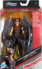 "DC Multiverse ~ 6"" HAWKMAN (LEGENDS OF TOMORROW) ACTION FIGURE ~ King Shark Wave"