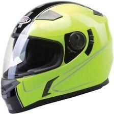 Caschi gialli Viper moto per la guida di veicoli