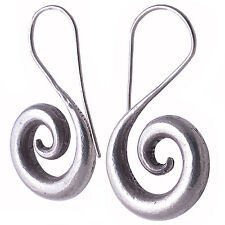 Earrings Silver Thai Karen Hill Tribe