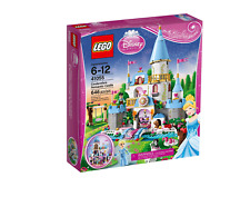 LEGO Disney Princess 41055 Cinderellas Romantic Castle Brand New Sealed