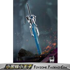 Dr.Wu DW-P35 Blue Sword For Transformers V Class Opitmus Prime New