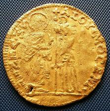 Venedig Dukat Gold Alvise Mocenigo III AD 1722-1732