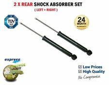 2x REAR AXLE Shock Absorbers for VW GOLF PLUS 1.4 FSI 2005-2006