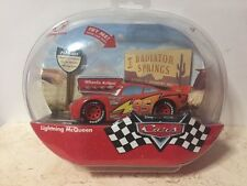 CARS Disney Store 2006 Series 1  TALKING Lightning McQueen!