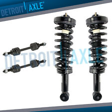 Front Strut Coil Spring Sway Bar Kit for 2009-2013 Ford F-150 4x4 Exc Raptor