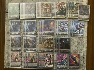 cardfight vanguard dark states baromagnes complete deck
