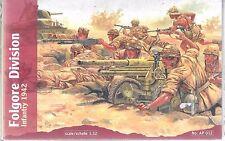 HAT Italian Folgore Division Infantry 1942 Figures in 1/32 AP 012 ST