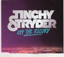 (GV219) Tinchy Stryder, Off The Record - 2011 DJ CD