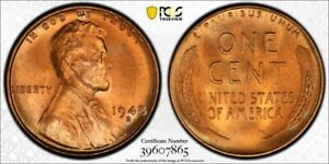 1948 S Lincoln Penney PCGS 67+ CAC/Secure Labels Free Shipping USA Only (48)