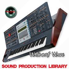 RETRO SYNTH WALDORF WAVE DESIGN S M L XL XXL