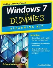 Windows 7 eLearning Kit For Dummies (For Dummies (Computer/Tech))
