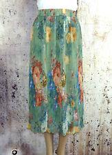 Markenlose Damenröcke im Faltenrock -/Kilt-Stil