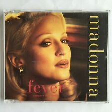 Madonna FEVER Maxi CD (Germany, 1993)