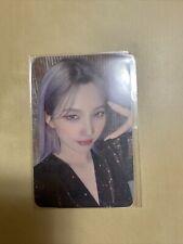 (G)i-dle Soyeon I Burn K4 Pre-order photocard gidle g idle