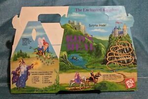 Jack In The box Kids Meal Box - The Enchanged Kingdom