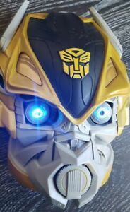 Transformers Bumblebee Autobot 3D LED Night FX Deco Wall Light Room Nightlight