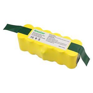 Kastar 14.4V 3500mAh Battery For iRobot Roomba 500 510 540 550 560 650 780 R3
