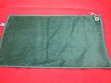 New Golf & Leisure Cotton Golf Towel - 53cms x 30cms - Green