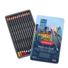 Derwent Procolour Pencil Set of 12