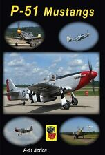 P-51 Mustangs DVD Fighter Planes. The Brat III, Cincinnati Miss, Red Nose
