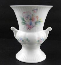 Aynsley Little Sweetheart Handled Vase 5 3/8 In Fine Bone China Made in England
