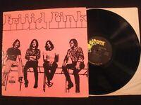 FRIJID PINK - S/T - 1970 Vinyl 12'' Lp./ VG+/ Prog Heavy Psych Rock