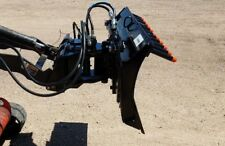 new 6 way dozer blade for mini skid steer fits Dingo, Ditch Witch. rippers