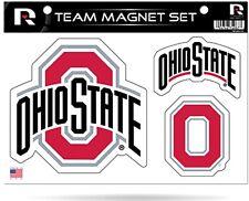 Ohio State Buckeyes Multi Die Cut Magnet Sheet Auto Home University of